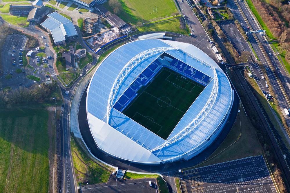 American Express Stadium, Brighton, England