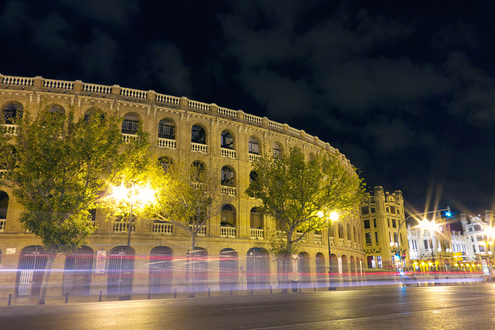 Plaza de Toros, Valencia, Spain