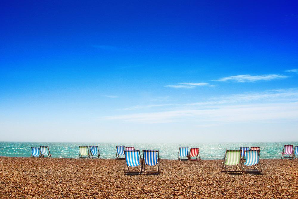 Brighton Beach, East Sussex, England