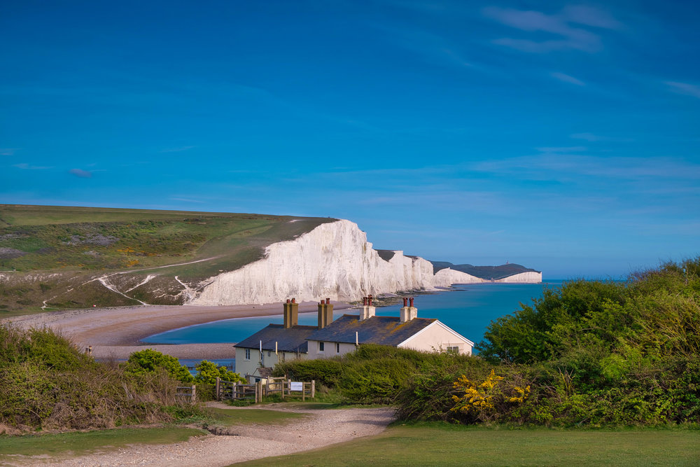 Coastguard Cottages, Seaford, East Sussex