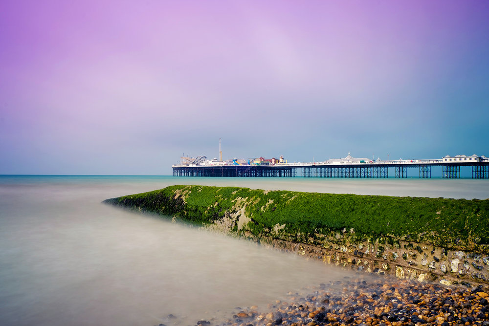 Brighton Pier, East Sussex