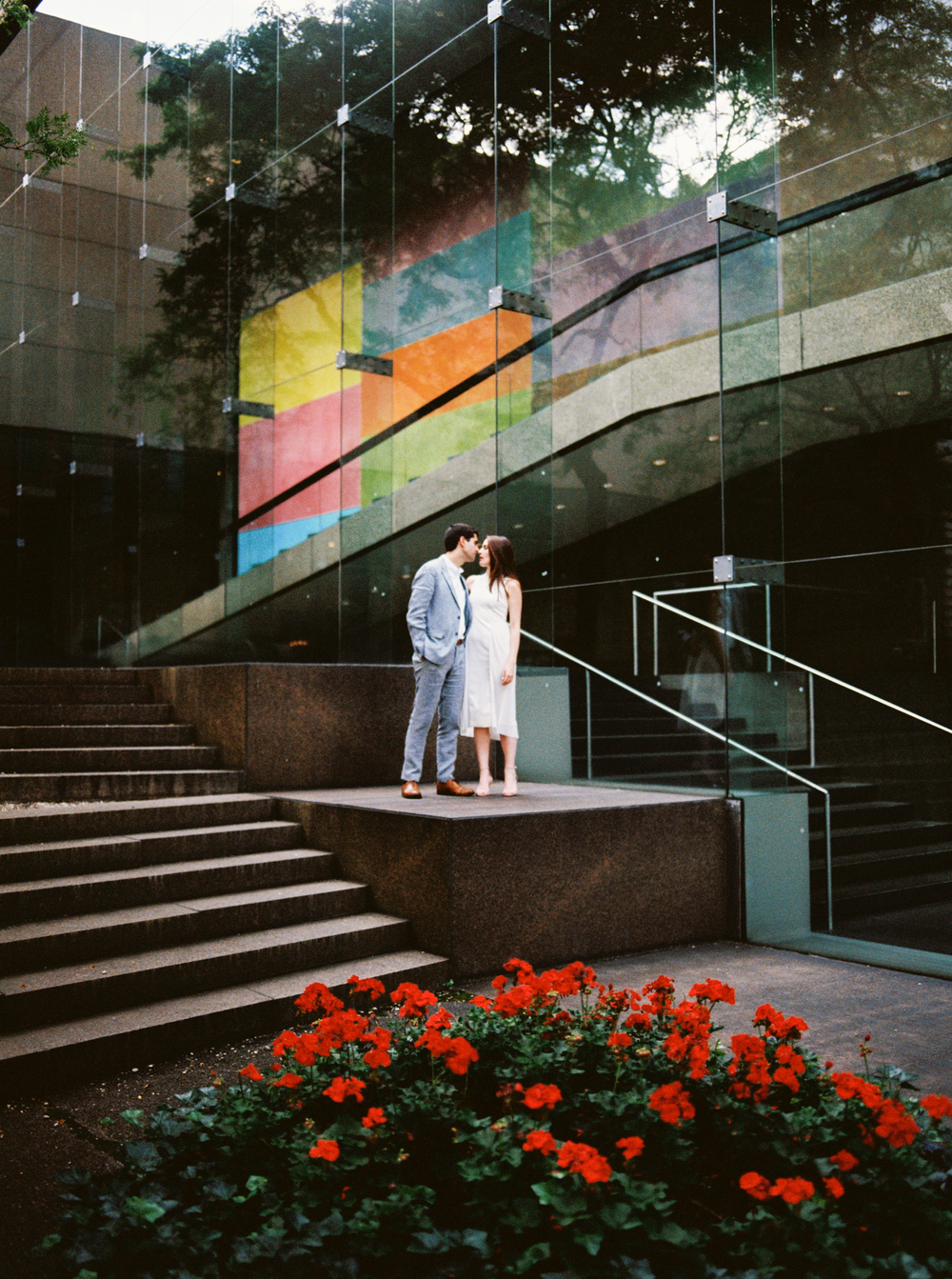 Abie Livesay Photographer | Pittsburgh Wedding Photographer | Carnegie Museum Engagement | Film Photographer-3.jpg