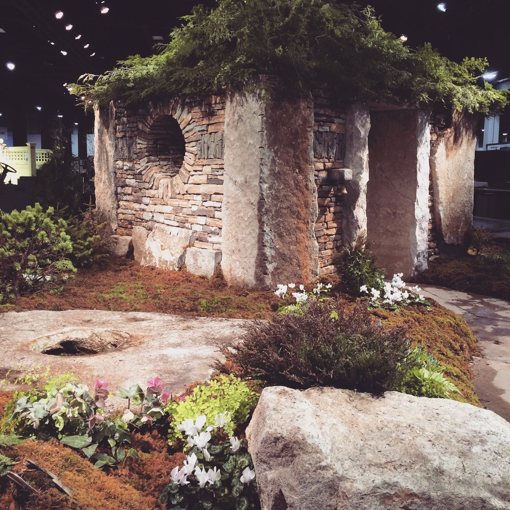 Best of Show, 2017 Boston Flower and Garden Show
