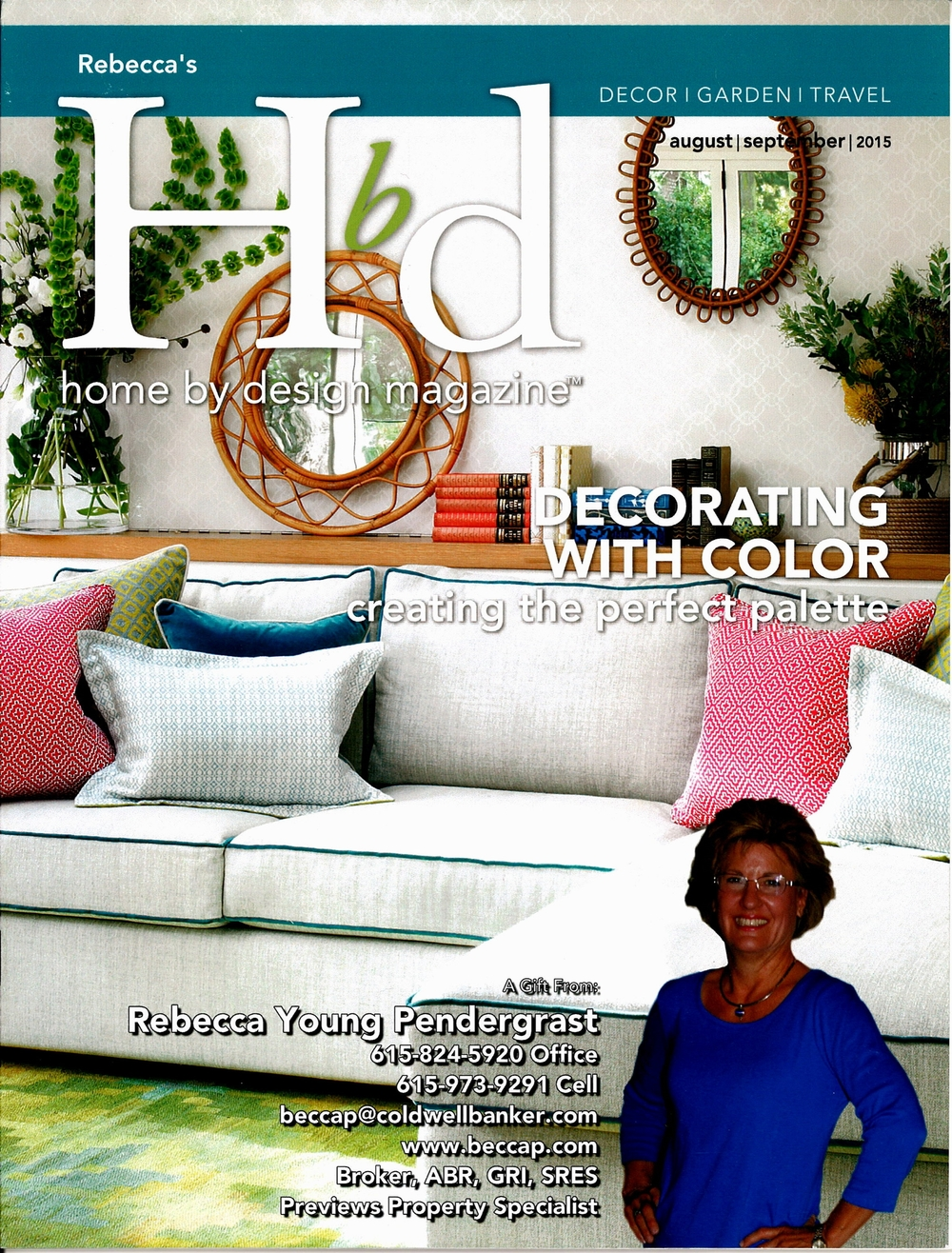 Home by Design - Aug/Sept 2015
