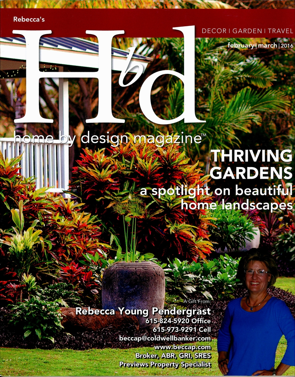 Home By Design - Feb/March 2016