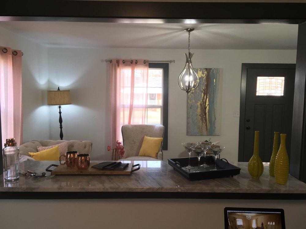 After | Livingroom
