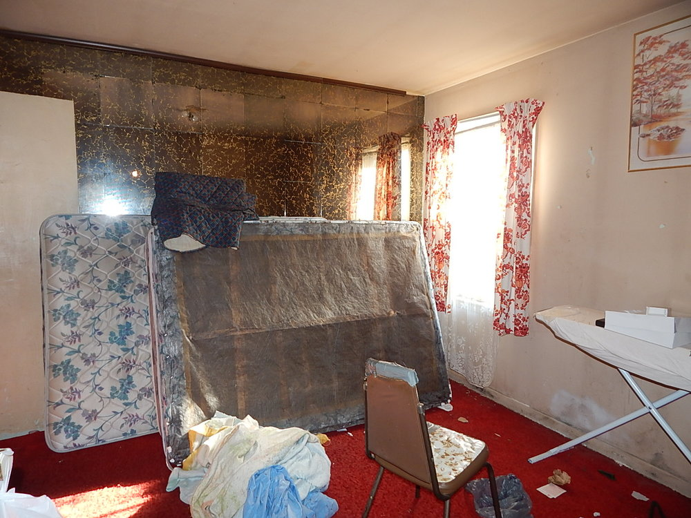 Before | Bedroom 2