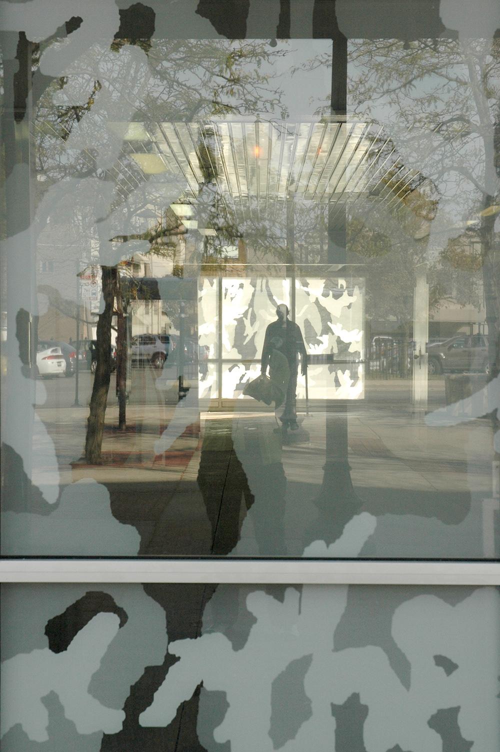 Shadow Screens: exterior and interior views 2007
