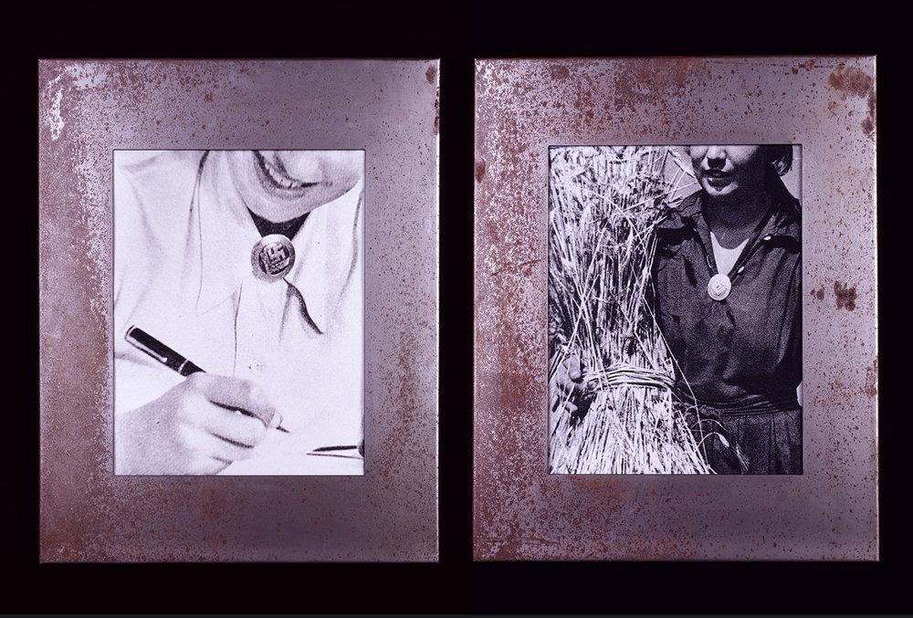Beautiful Youth: photo details 1995-1999, photo: B.T. Martin
