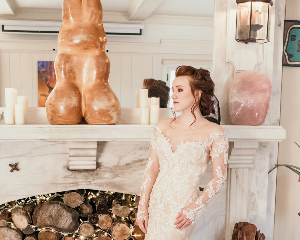 Weddings - We believe you deserve to feel relaxed and secure with how your hair and makeup will look so you can focus on what is most important on your wedding day.