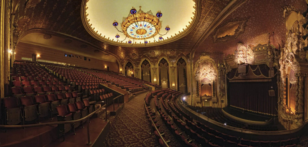Historic Stanley Theater - Utica, NY