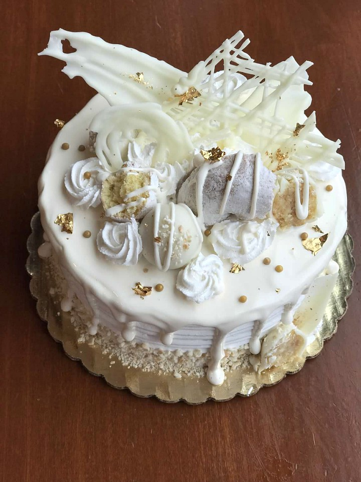 Copy of Copy of SINFULLY SATIN DECADENT CAKE