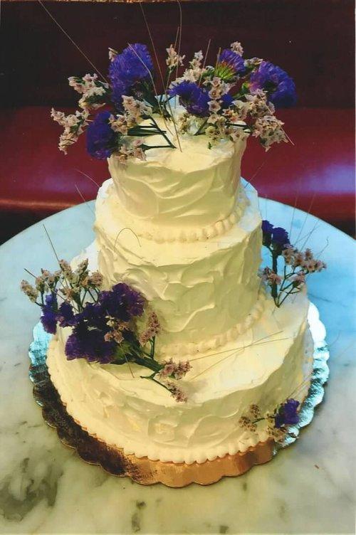 Wedding Ice Cream Cakes — Torico Ice Cream