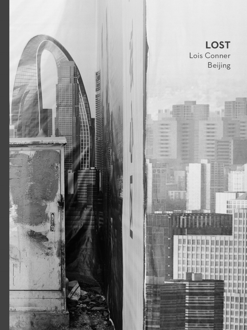LOST, Beijing by Lois Conner 2018    +KGP,   (LIC) Queens, New York