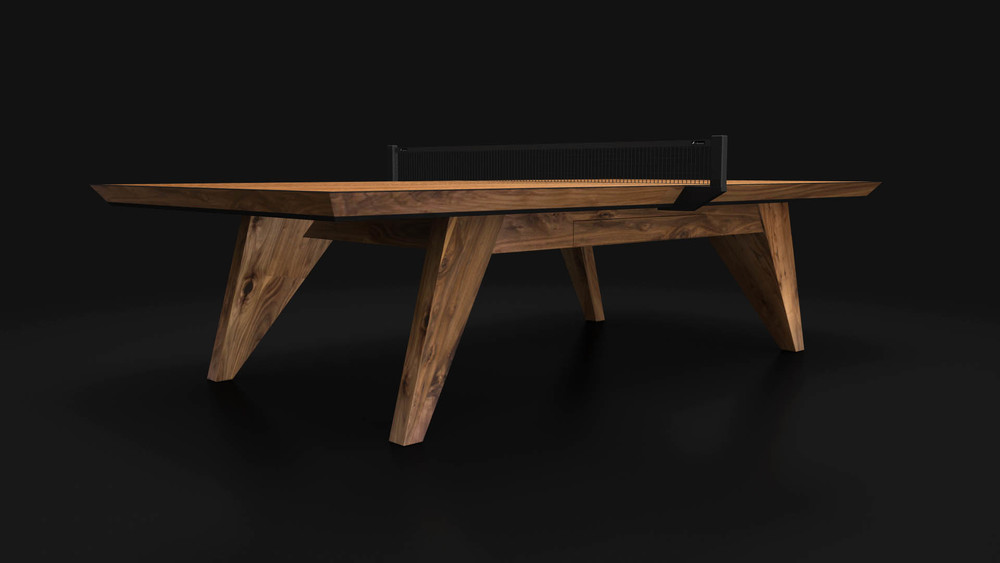 Trigon Tennis Table