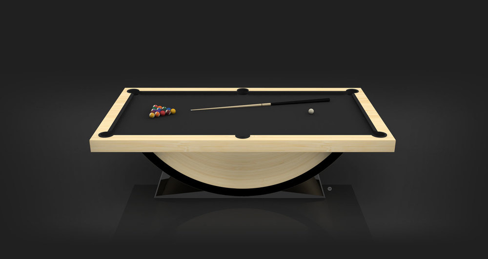 Theseus Billiards