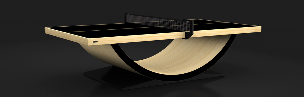 Theseus Table Tennis Table | Luxury Modern Pool Tables   The Most Exquisite Table  Tennis U0026 Billiards Tables |