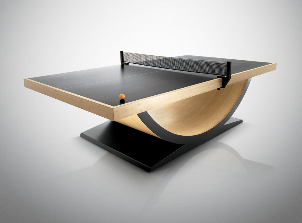 Press 11 Ravens Exclusive Designs News 11 Ravens Modern Pool Tables