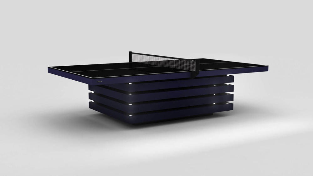 Superior Arclight By 11Ravens   Custom Table Tennis Table