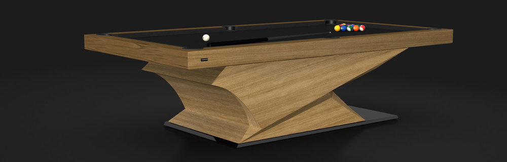Raven  Billiards Table
