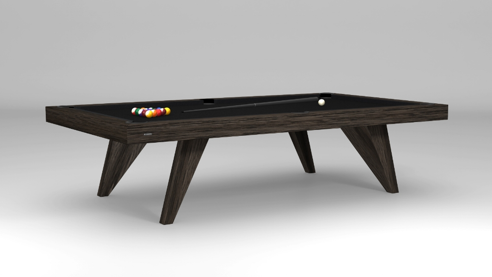 Trigon Billiards Table