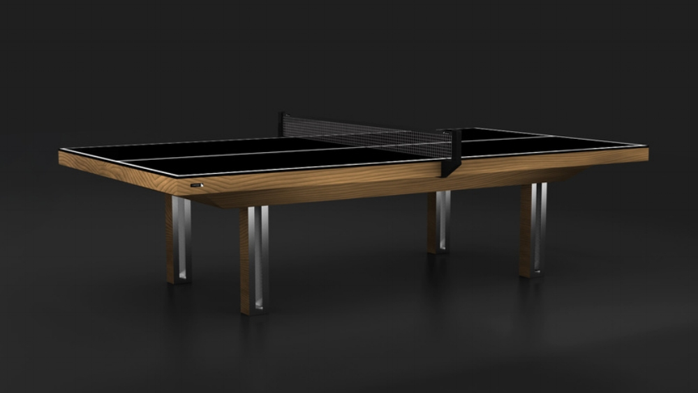 Executive Table Tennis Table In Teak