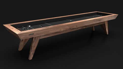 Theseus Shuffleboard Luxury Modern Pool Tables The Most - Portable shuffleboard table