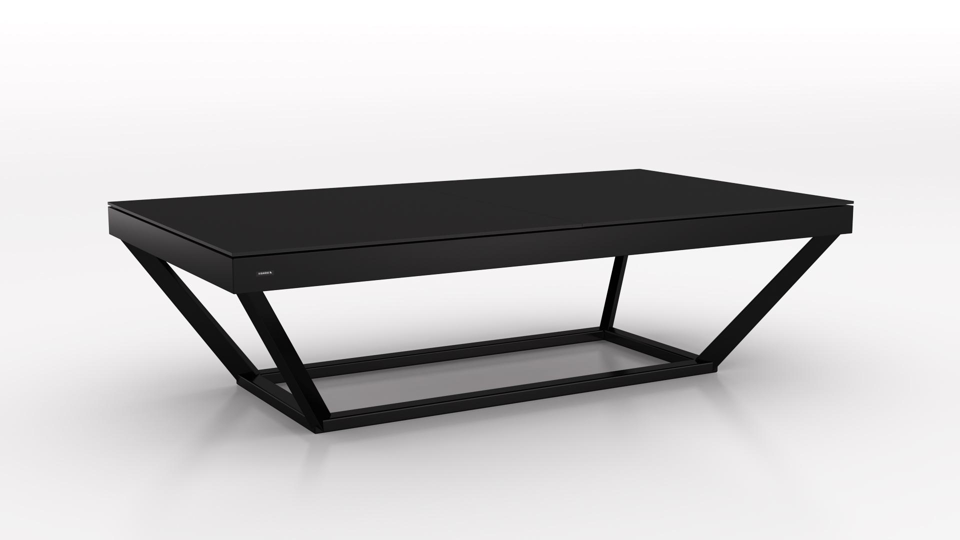 Enjoyable Vitro Convertible Pool Table Dining Table Combo Luxury Download Free Architecture Designs Aeocymadebymaigaardcom