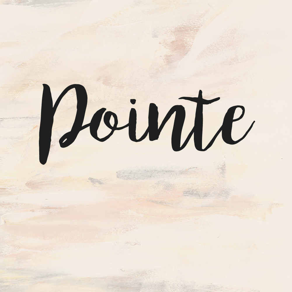 Pointe: Intro & Advanced