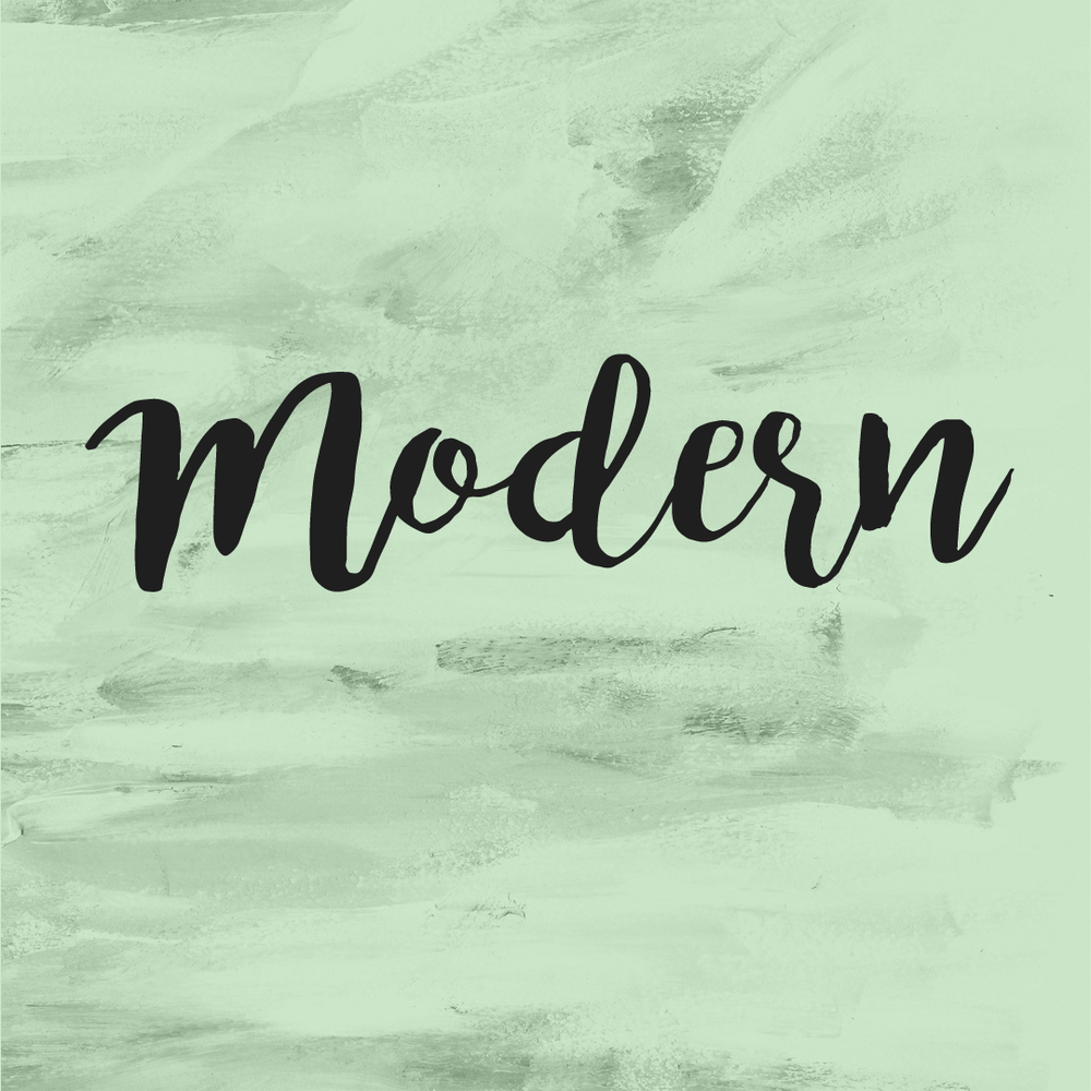 Modern & Contemporary (ages 9 & up)