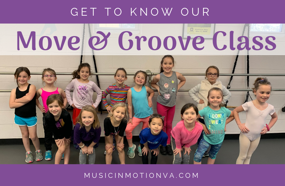 Get To Know Our Move & Groove Class