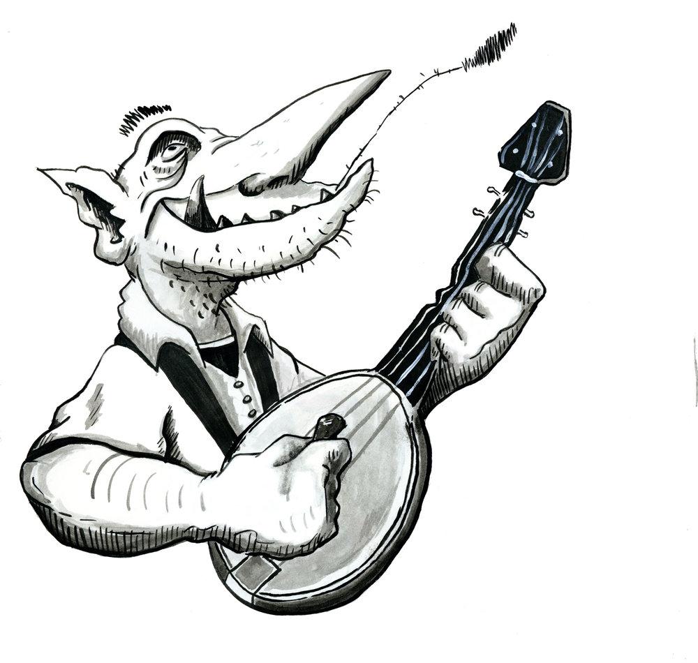 Goblin Banjo