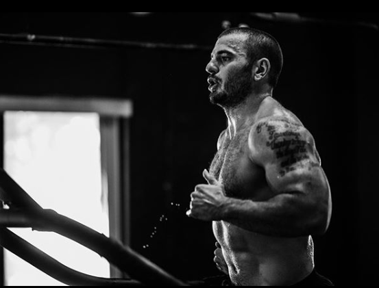 MAT FRASER - 3X DEFENDING CROSSFIT GAMES CHAMPION