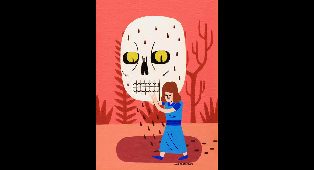 art by Jack Teagle