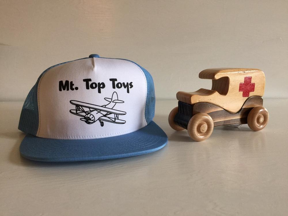 Mountain top toys