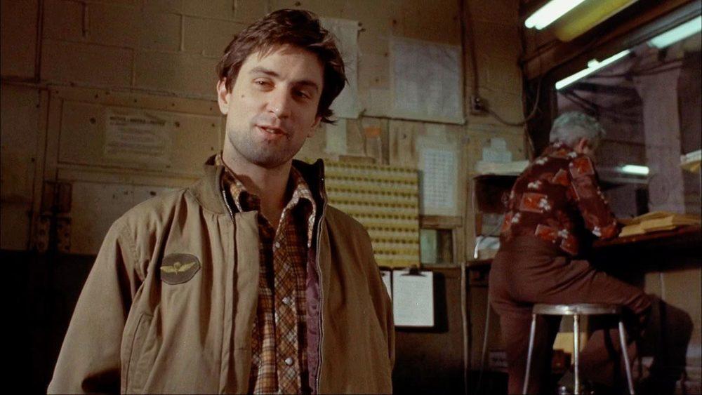 Robert De Niro in Taxi Driver (1976)