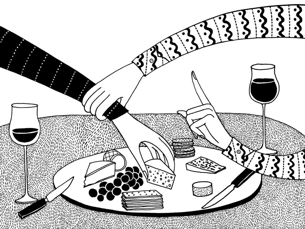 An Essential Guide to Cheeseboard Etiquette