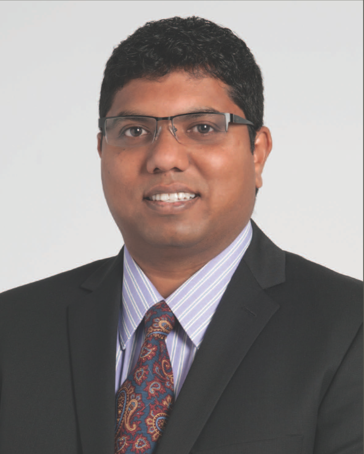 MURALI DODLA  – SENIOR PROJECT MANAGER, STRATEGIC OPERATIONS, MILLER FAMILY HEART & VASCULAR INSTITUTE