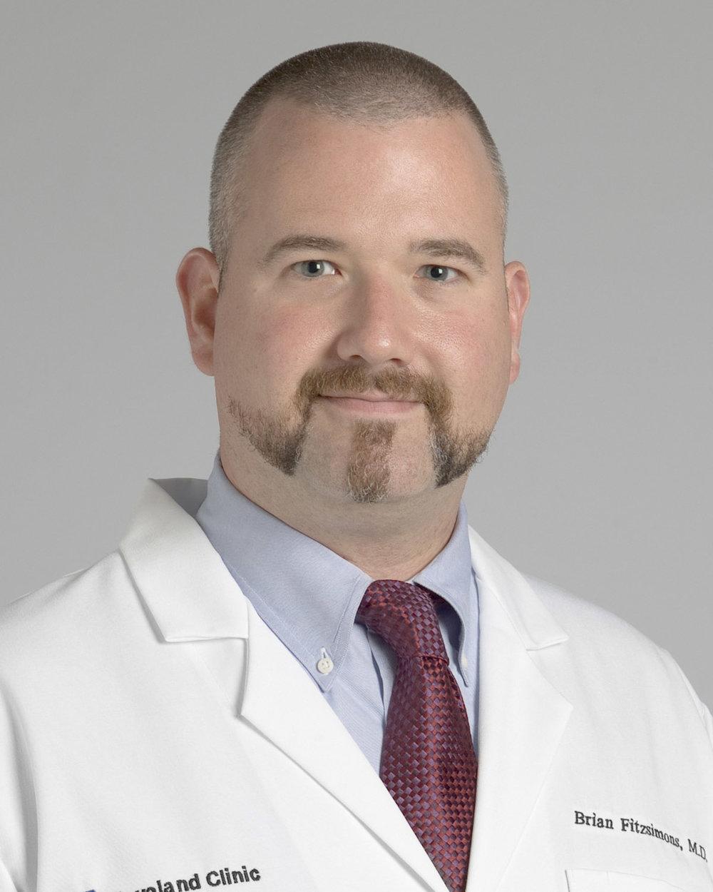 Dr. Brian Fitzsimons