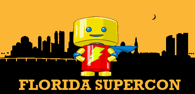I will be here all weekend selling prints, game mats, and original art  http://floridasupercon.com/