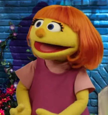 http://muppet.wikia.com/wiki/File:Julia-Muppet.png