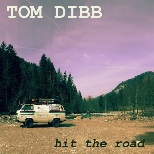 Tom's new Single, Hit The Road - Release Date: September 1st 2016