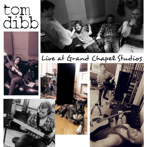 Recorded Live in front of an audience at Grand Chapel Studios - Release Date: 1st September 2016