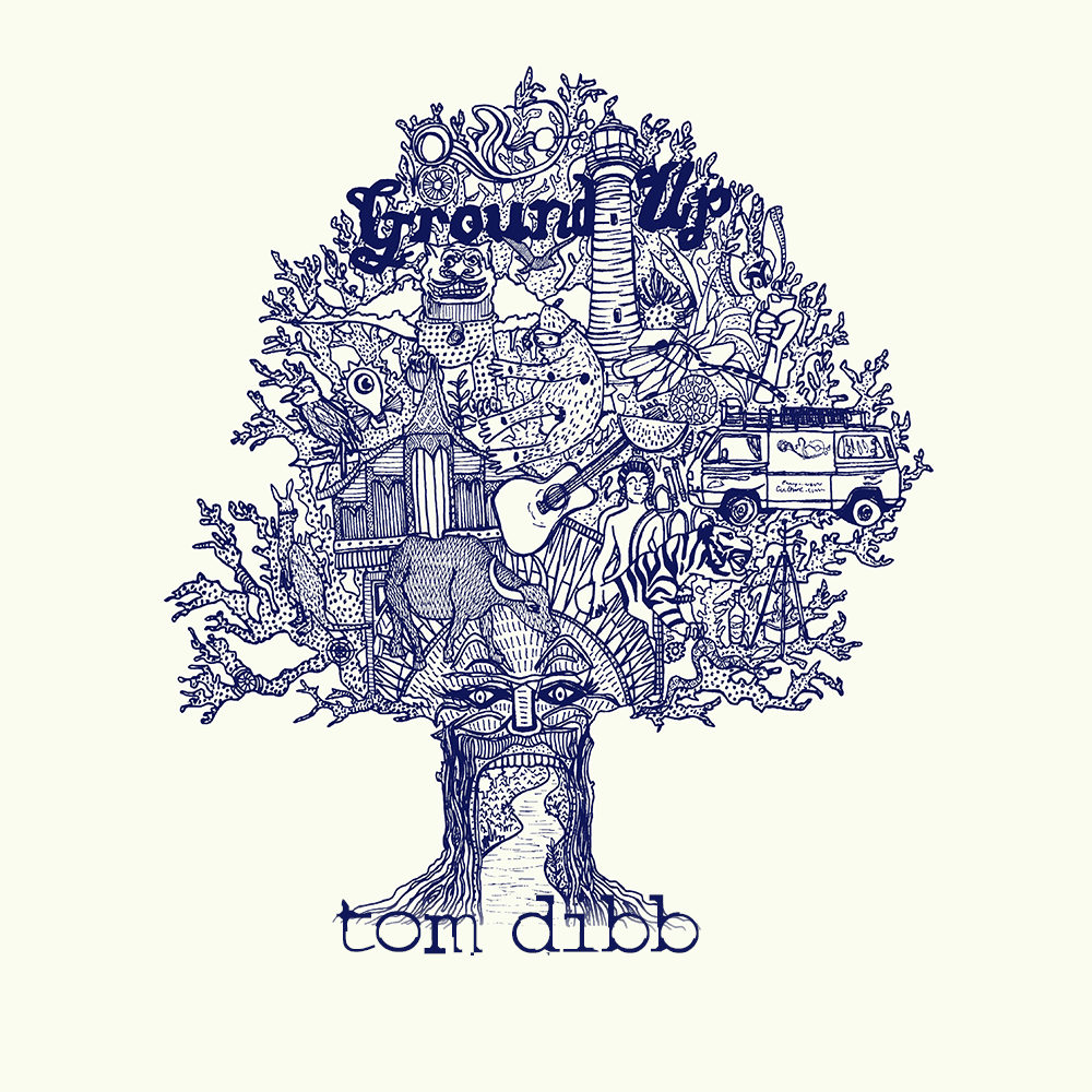 Ground Up,  Tom Dibb's debut album