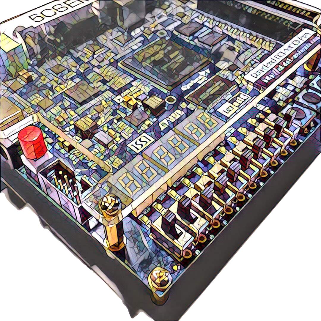 Tutorial: Altera University Program, Digital Lab 1 — Curious-Engineering