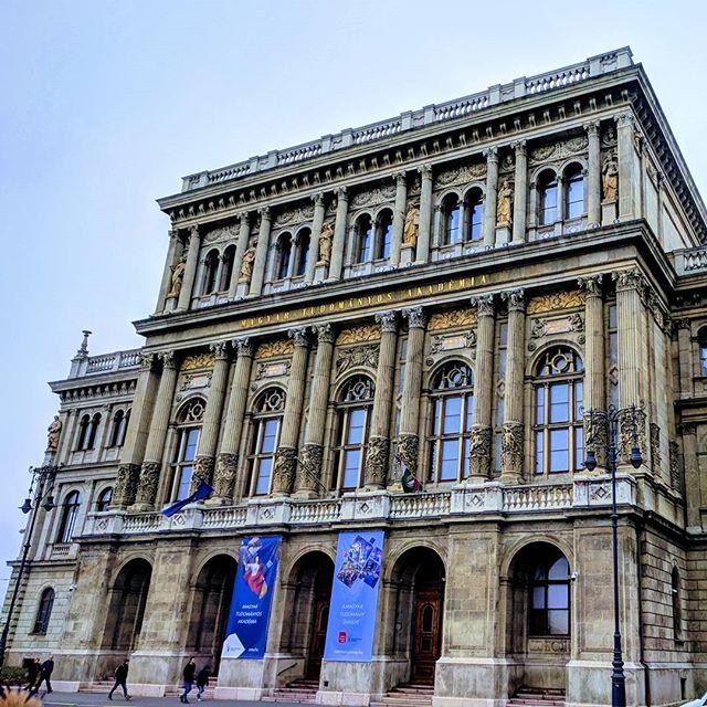 Budapest Academy of Sciences!