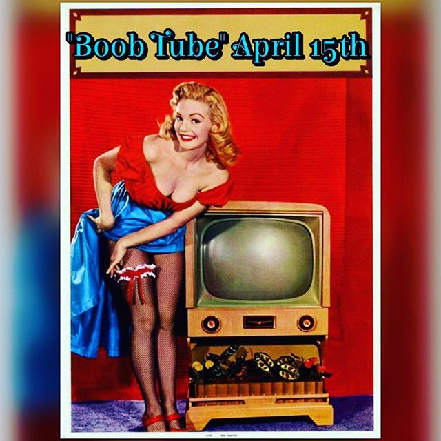 Our next show #boobtube is APRIL15th at #tacomalittletheatre We'll have #specialguest @theshanghaipearl & @mr.al.lykya #ticketonsalesoon #staytuned #tacomaburlesque #seabq