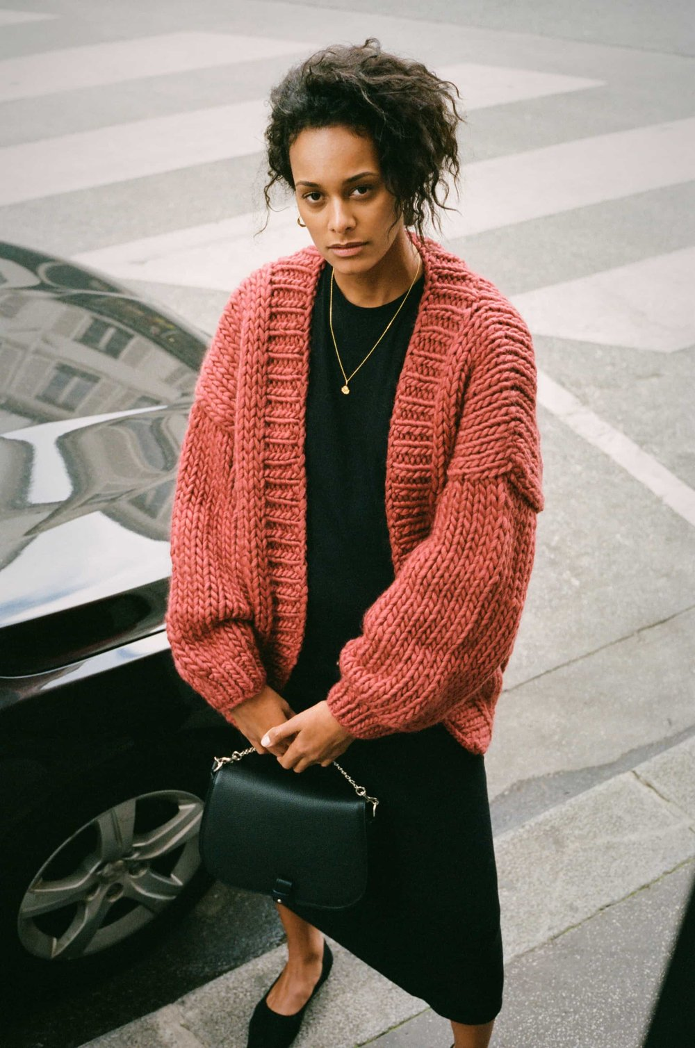 The Cardigan Marsala