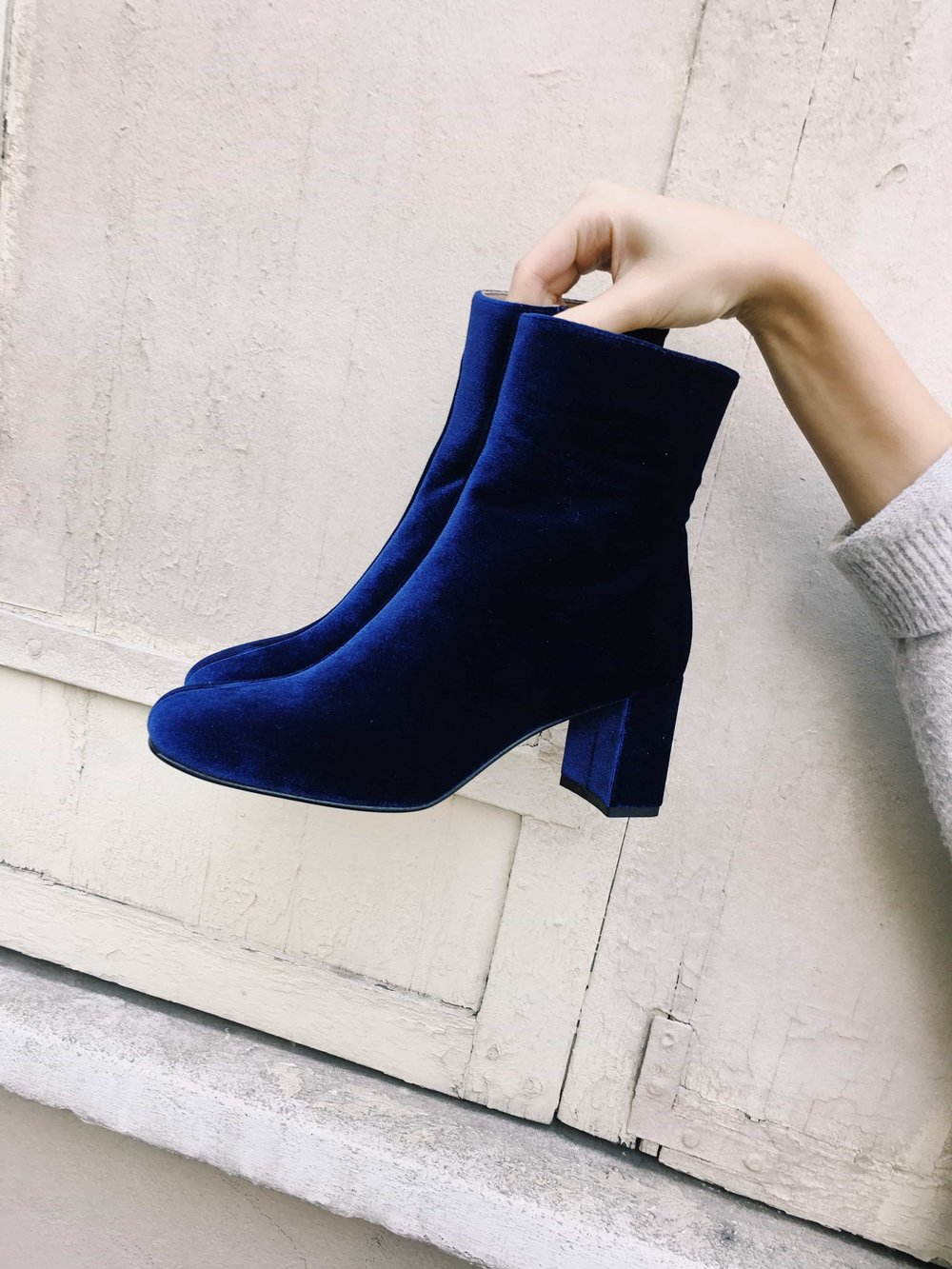 Agnes Ankle Boots
