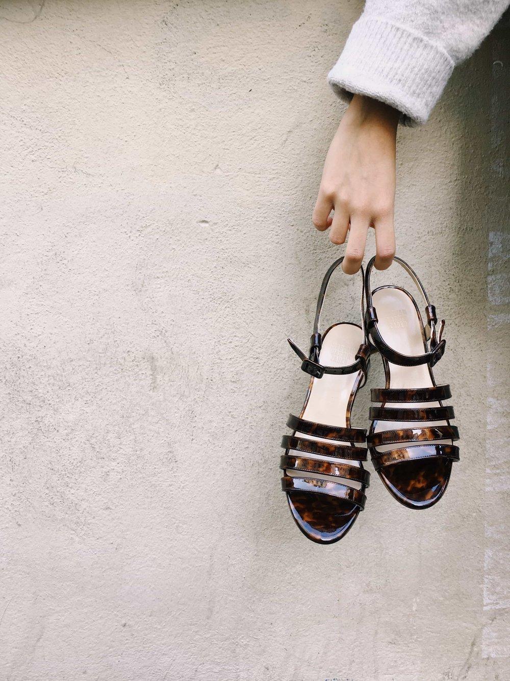 Sandals Palma Low